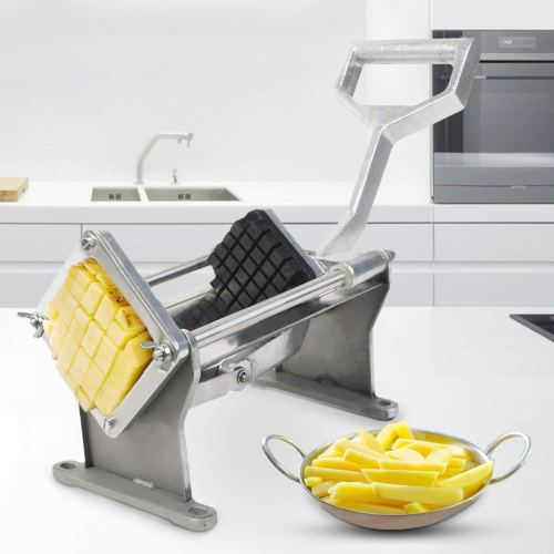 Goplus French Fry Cutter Fruit Vegetable Potato Slicer