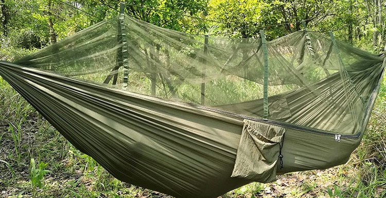 Hammocks With Mosquito Net