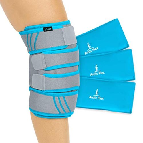 Vive Knee Ice Pack Wrap