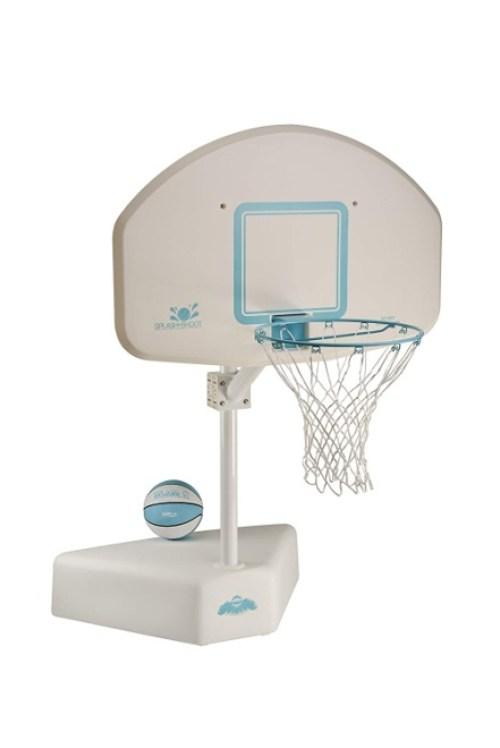 Dunnrite Splash and Shoot Swimming Pool Basketball Hoop