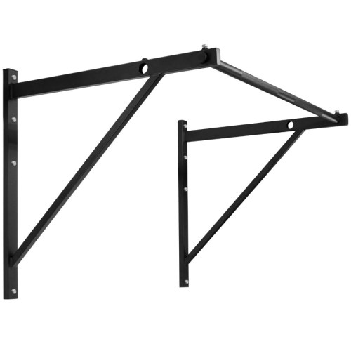 Yes4All Heavy Duty Wall Mounted Pull up/Chin-Up Bar