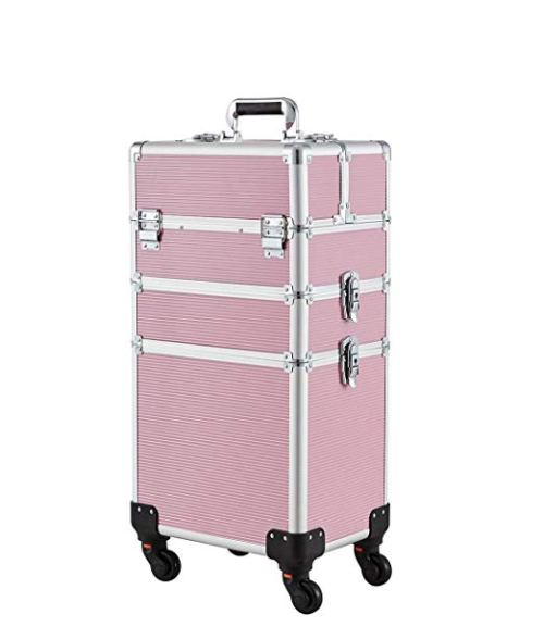 Makeup Case - 3 In 1