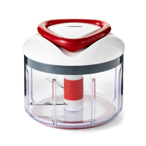 ZYLISS Easy Pull Food Chopper and Manual Food Processor