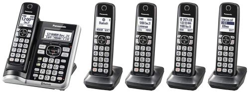PANASONIC Link2Cell Cordless Phone System