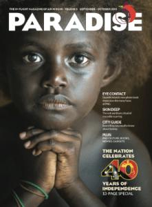 Paradise Magazine Sept/Oct 2015