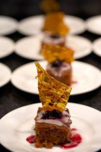 Dessert at Airways. Credit: Airways Hotel