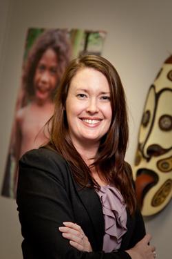 The Kokoda Track Foundation's Dr Genevieve Nelson
