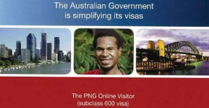 Papua New Guineas can now apply for Aussie visas online
