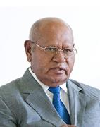ABG President John Momis