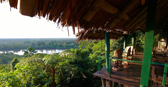 Karawari Lodge (courtesy Chris McLennan)