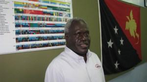 NICTA's Charles Punaha