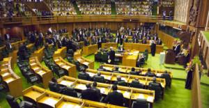 PNG's Parliament. Credit: ABC