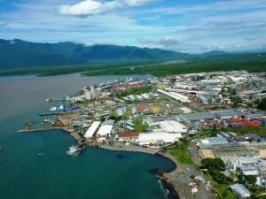Lae Port. Credit: Skyscrapercity