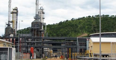 Napa Napa refinery