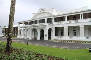 Grand Pacific Hotel. CamSlater, Whaleoil Media