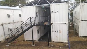 Manus Island Detention Centre. Credit: Fairfax Media