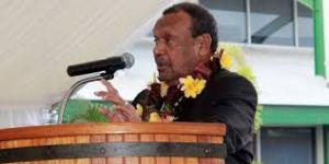 Sir Joseph James Tauvasa Credit: PNG Loop