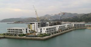 Harbour City development in Port Moresby