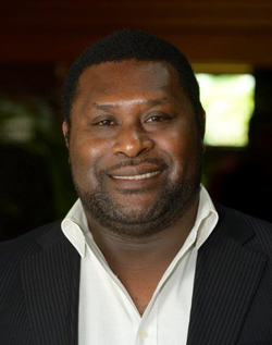 PNG DataCo's Reuben Kautu