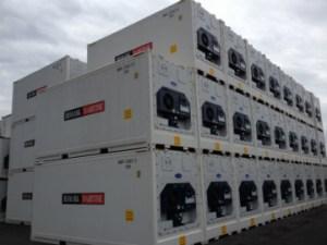 Cargo set for a Bismark vessel. Credit: Bismark Maritime.