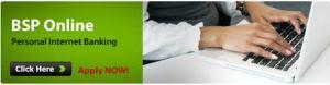BSP's online presence