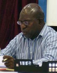The NFA's Ludwig Kumoru