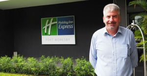 Holiday Inn Express expands Port Moresby's hotel market