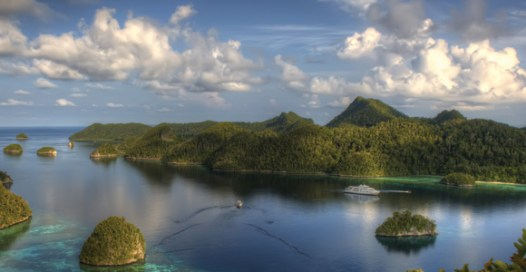 North Star Cruises' 'True North'