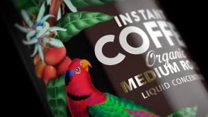 Mosin instant coffee