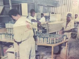 Goodman Fielder flour operations. Source: Goodman Fielder