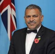 Fiji Trade Minister, Faiyaz Koya.