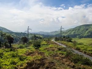 PNG's terrain represents a challenge for energy provision