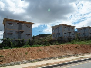 New housing in Port Moresby Source: Business Advantage International