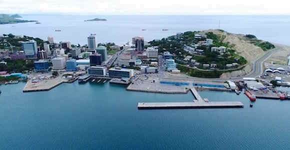 Economic update positive signs for papua new guinea economy despite aerial shot of media haus source stephen rae publicscrutiny Images