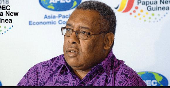 Five questions for: Papua New Guinea's Ambassador to APEC, Ivan Pomaleu
