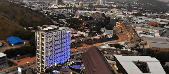 Hilton Hotel opening in Port Moresby a 'key story' for Papua New Guinea says MD