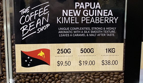 Papua New Guinea's coffee industry should focus on more
