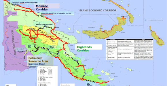 The ambitious 20-year plan to create Papua New Guinea's national road  network - Business Advantage PNG
