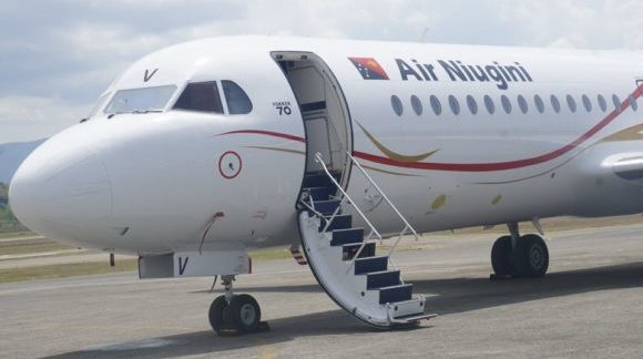 Air Niugini travel