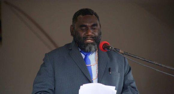 Ishmael Toroama Bougainville