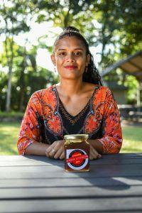 papua new guinean entrepreneur