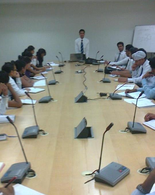 Lokesh Tanwar Training Team
