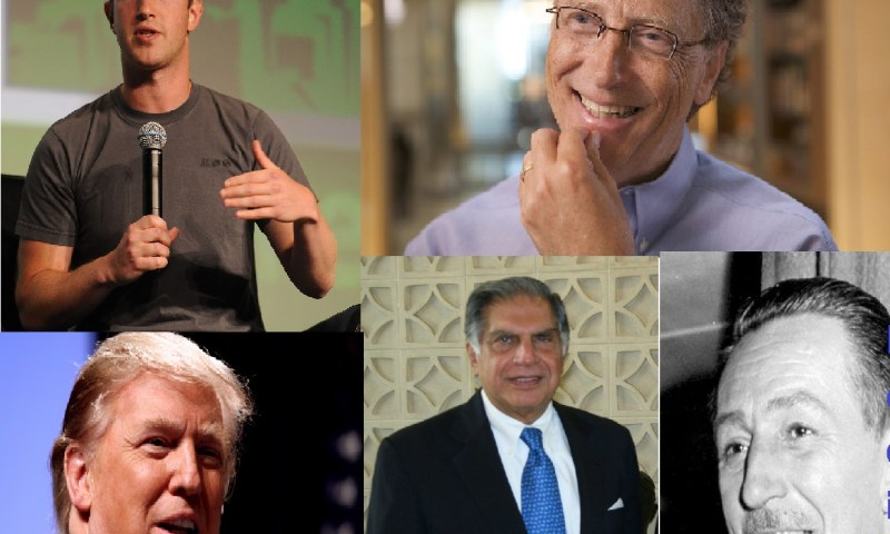 What successful people do in Common?