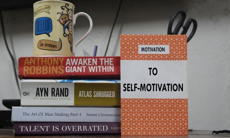 5 Motivational Books That Can Fire-Up Any Person on Earth