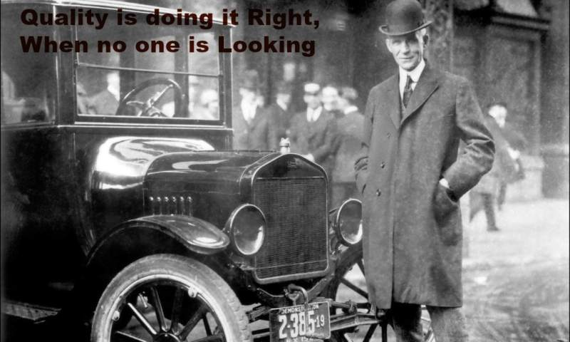 11 Personality Traits of Henry Ford