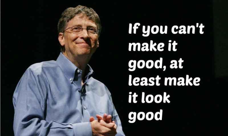 11 Personality Traits of Bill Gates