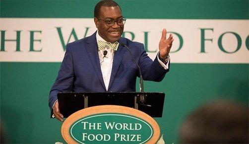 Adesina Hails Growing African Economies