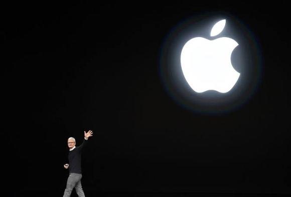 Apple stock market value hits $1.4 trillion as services go on spotlight
