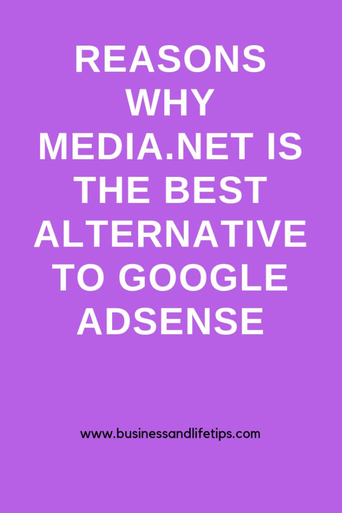 Reasons why media.net is the best alternative to Google adsense