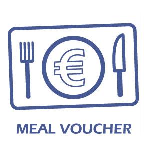 Meal Vouche wit S Business Belgium